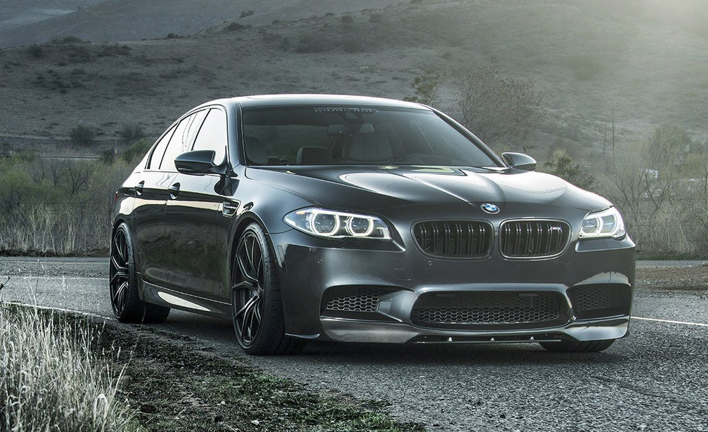 BMW M5 Carbon by Vorsteiner