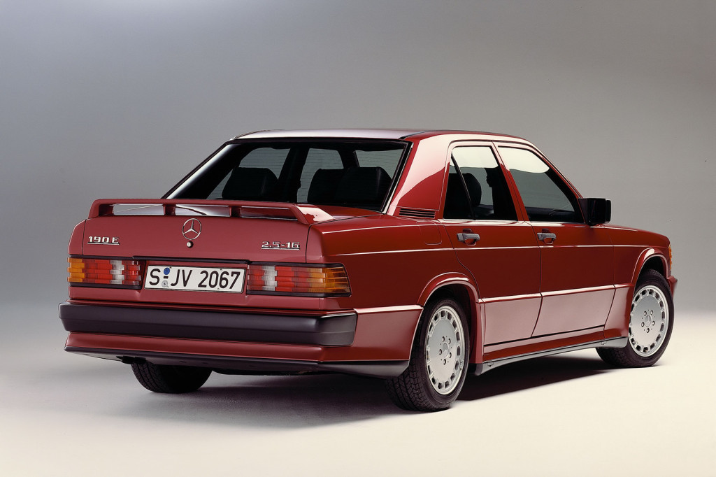 Mercedes-190E-Cosworth